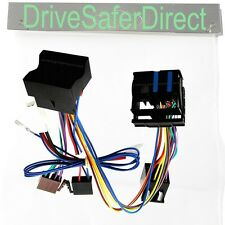 ISO-SOT-7200-y Lead,cable,adaptor for Parrot Saab 9-3 Sports Sedan/Combi