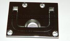 1 St. Einlassgriff A4 poliert 76x56mm  Edelstahl  AISI316 Lukengriff Bodenheber