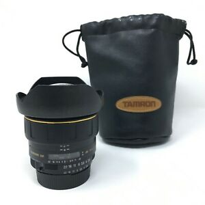 Tamron 14mm f/2.8 For Nikon SP AF Aspherical GOOD