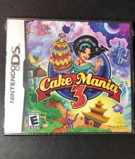 Cake Mania 3 (DS) NEW