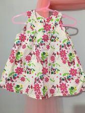Cute Baby Girls H&M Floral Print Summer Dress 3-6m💙
