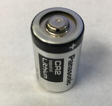 12 x Panasonic CR2 Camera Photo Lithium 3V Batteries New!