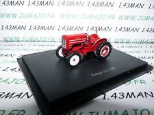 Tracteur 1/43 universal Hobbies n° 107 ENERGIC 511 1955
