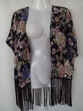 NEW Look Kaftan Cover Up Strand Poncho Sommer Urlaub Ladies Damen Size 8 (36)