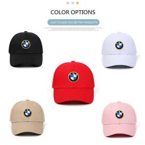 BMW Car Logo  Embroidery Dad Hat 100% Cotton Drew House Car Logo Baseball Caps