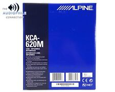 ALPINE KCA-620M USB MP3 WMA AI-NET INTERFACE ADAPTOR ~ BRAND NEW IN BOX! ~ RARE!
