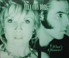 Vaya Con Dios What's a woman? (1990) [Maxi-CD]