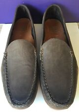 16f5df3bba9 Allen Edmonds Boulder Brown Leather Suede Shoes Mens Size 11.5 B Great!