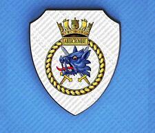 Escudo De Pared HMS Abercrombie