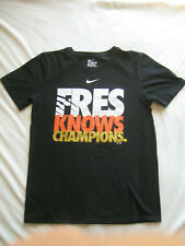 Fresno Grizzlies Nike Fres Knows Champions Shirt Size Small