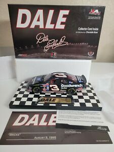 Dale Earnhardt 1995 Goodwrench #3 Monte Carlo 1/24 NASCAR 10 in a series of 12