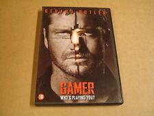 DVD / GAMER ( GERARD BUTLER... )