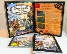 PC DOS: Conquest of the New World-Interplay 1996