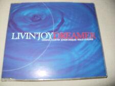 LIVIN' JOY - DREAMER - OLD SKOOL DANCE CD SINGLE
