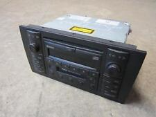 CD Radio Kassette Tuner SYMPHONY AUDI A3 A4 A6 4B0035195 INKL. CODE !
