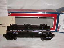 Williams Bachmann 47113 Philadelphia Quartz 3 Dome Tank Car O 027 Shelf Display