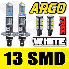 H1 XENON WHITE 100W MAIN DIPPED BEAM HEADLIGHT HEADLAMP 501 LED SIDELIGHT BULBS