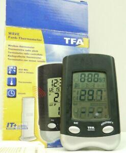 TFA Dostmann GmbH & Co.KG Blooming Weather 30.3016.01.IT Wave Indoor/Outdoor