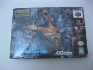 Shadow Man new sealed Nintendo 64 N64 Aklaim 1999