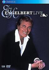 Engelbert Humperdinck - Live (DVD, 2006)