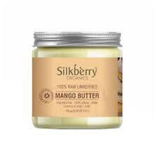 Silkberry Mango Butter 100 gm Free Shipping