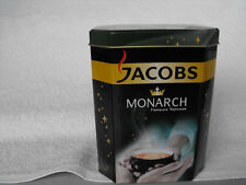 Vintage Jacobs Coffee Metal Tin Box  #768