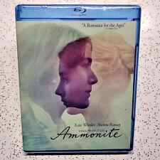 Ammonite Blu-ray - Kate Winslet, Saoirse Ronan - NEW / SEALED *Free Shipping*