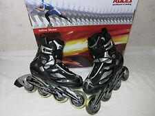 90mm SUPER Inliner Skates Roces Gr 41 bzw. 42 Rollerblade k2 fila NEU! UVP199,90