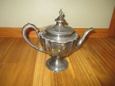 Chippendale International Silver Coffee Pot #6302