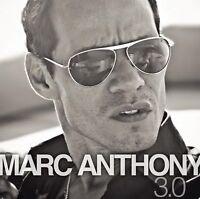 MARC ANTHONY - 3.0  CD  10 TRACKS INTERNATIONAL POP  NEW!