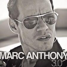 MARC ANTHONY - 3.0  CD  10 TRACKS INTERNATIONAL POP  NEW+