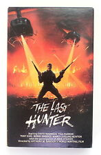 The Last Hunter BETA NOT VHS 1980 Vietnam War Movie David Warbeck Tisa Farrow
