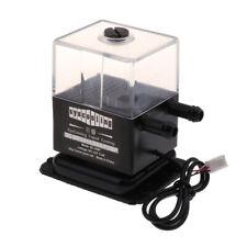 SC 300T Flüsterleise Wasserpumpe & Pumpentank für PC CPU