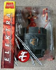 MARVEL Select Elektra 7 inch scaled collector figure rare