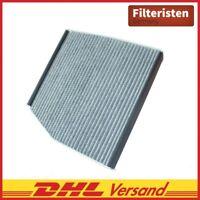 Filteristen Innenraumfilter Pollenfilter Aktivkohle K637 Made in Germany