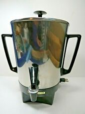 Toastmaster Vintage 1960s M551 Coffee Maker Percolator 30 Cup