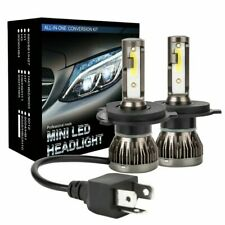 For 1995-2008 HOLDEN RODEO LED Headlight Upgrade Kit (2x H4 6500K White Bulbs)