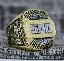 2018 Indianapolis Indy 500 102nd Running Motor Cup Championship Ring 7-15S