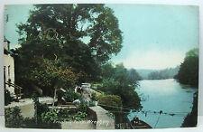 POSTCARD: Erbistock Ferry, Wrexham, Wrench Series, Postmark Swansea 1905