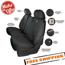 Covercraft SSC3452CAGY Carhartt Front Seat Covers for 2017-2019 Ford Super Duty