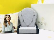 Kendra Scott Shannon Necklace 14k Diamonds