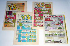 The Young Soldier/Daily Mail Cartoon Comics (Set of 4)