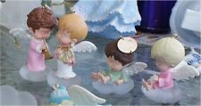 4  HALLMARK KEEPSAKE ORNAMENTS MARY'S ANGELS SWEET PEA 3 others