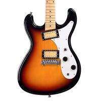 Univox Hi-Flier Reissue - Sunburst - Eastwood Guitars / Mosrite Tribute - NEW!