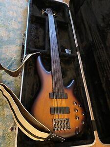 Ibanez SRF705BBF 5 String Fretless Bass