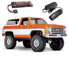 Traxxas TRX-4 Blazer K5 4WD Crawler 1/10 2,4GHz RTR Akku, Lader - 82076-4SET2