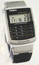 Casio CA-56-1 8 Digit Calculator Watch Alarm Chrono Classic New Free Shipping