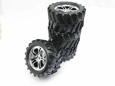 CLASSIC T-maxx 2.5 TIRES (4 wheels, Chevon 14mm 5173 tyres) Traxxas 49104