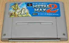 Super Famicom:  Metal Max 2