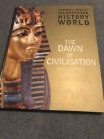 THE DAWN OF CIVILISATION; PREHISTORY-900 BC Readers Digest